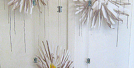 Chrysanthemum Screen