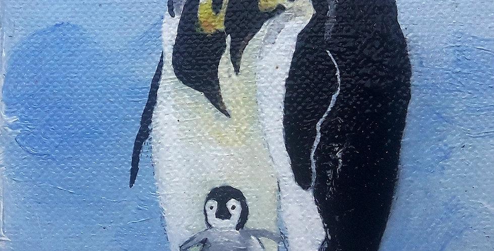 Penguins for Sacha