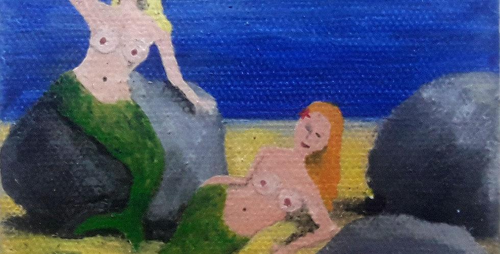 Mermaids for Sacha