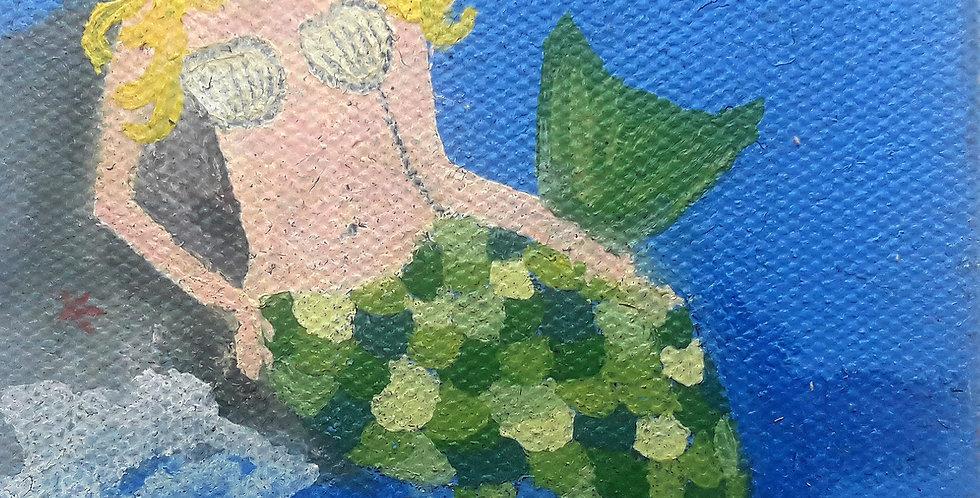 Mermaid for Xanthia