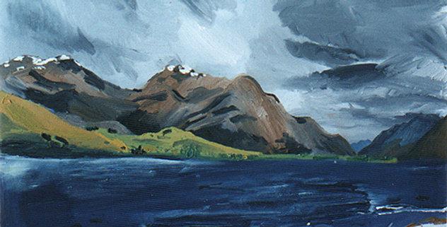Lake Whakatipu 1