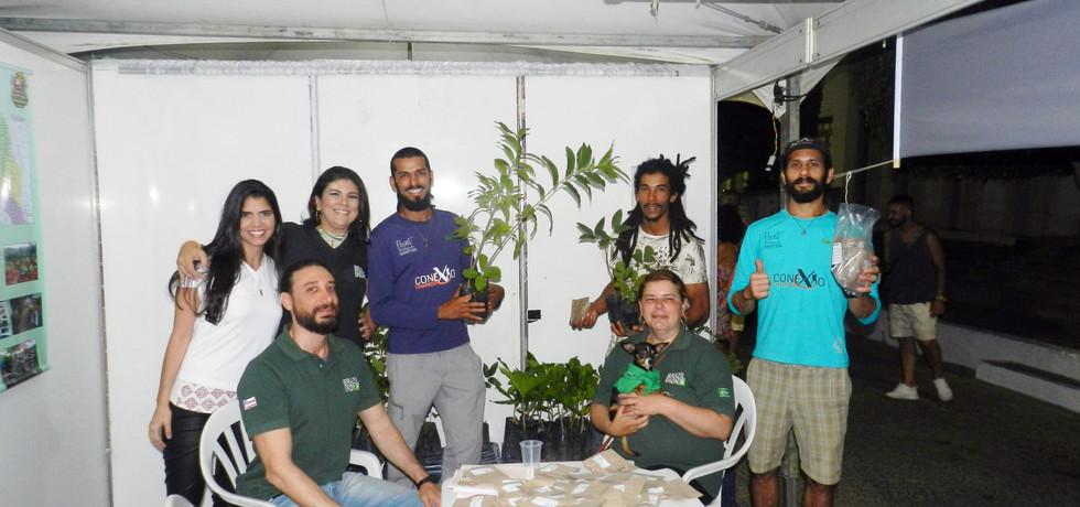 Team Brazil Iron in Cachaça's Festival in Abaíra
