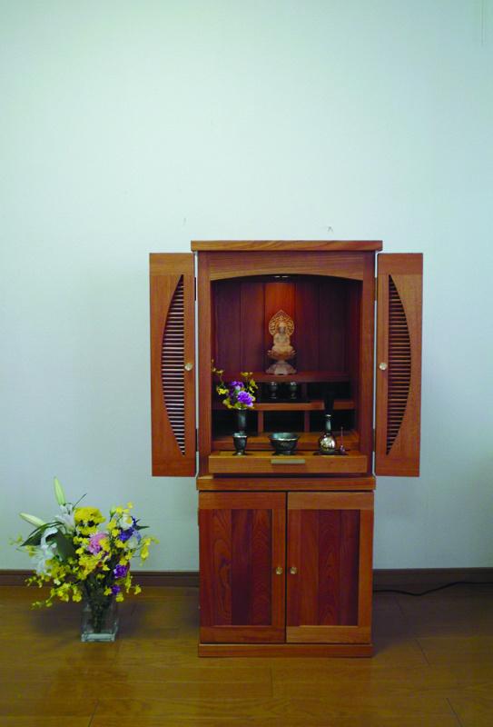 ケヤキの仏壇