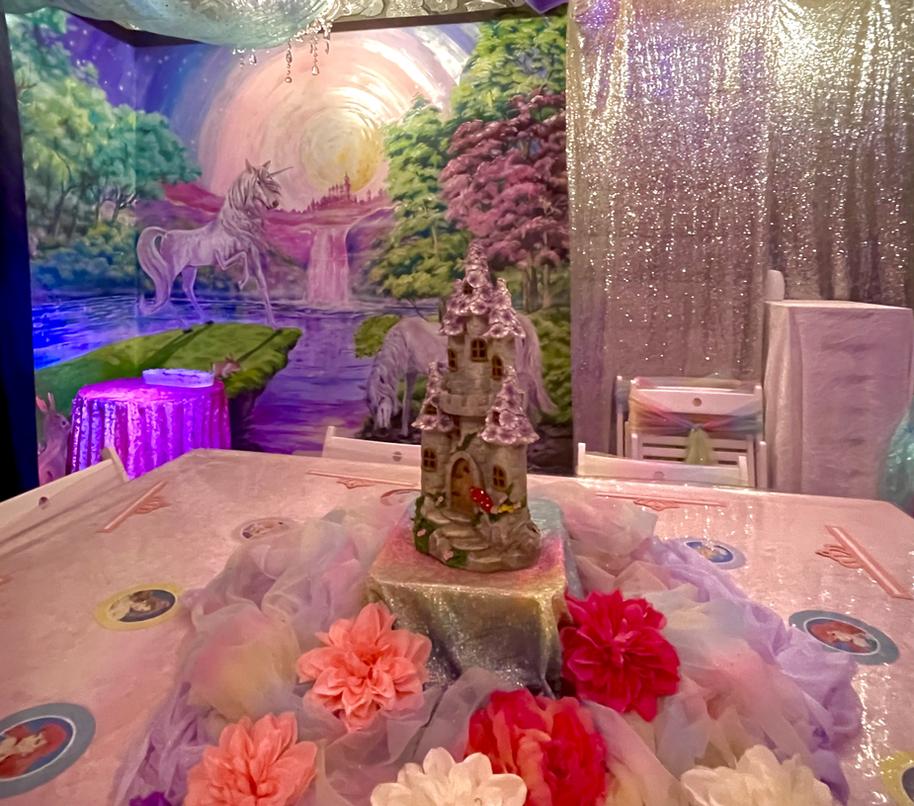 Princess/Fairy Party