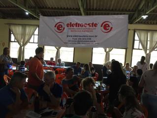 Eletroeste  participou do 13° Costelão - ROTARY Club Uruguaiana
