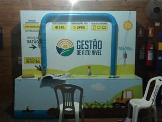 Eletroeste presente na Feira da Agrotins em Palmas/TO