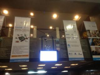 Eletroeste presente no SASE 2013 em Buenos Aires/ AR