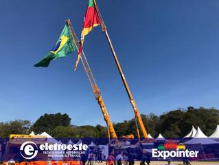 Eletroeste presente nas principais feiras da América Latina
