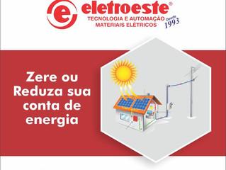 Eletroeste - Curso de energia solar na WEG