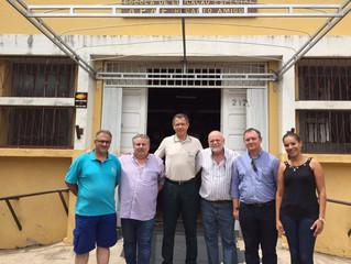 Eletroeste doação a APAE de Uruguaiana