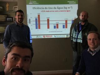 """Eletroeste participante do projeto """"Manejo de irrigação"""""""