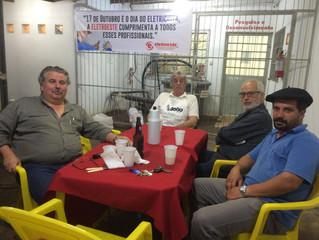 17 Outubro - Eletroeste comemora o Dia do Eletricista
