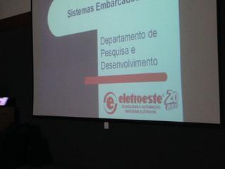 Eletroeste no UruguaianaTech