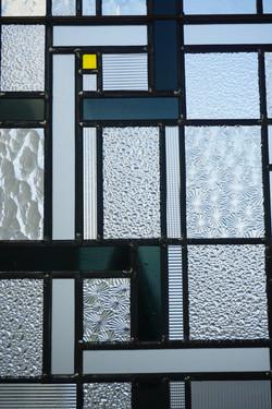 Création vitraux - détail