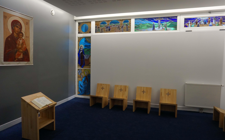 Création de vitraux 2014