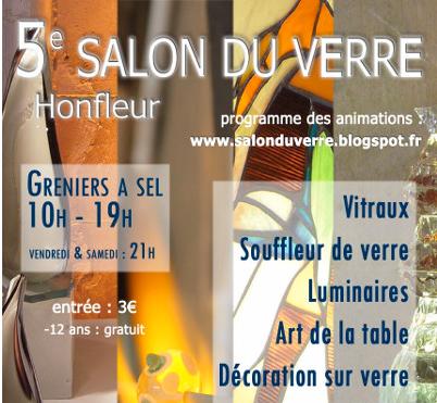 5ème Salon du Verre de Honfleur