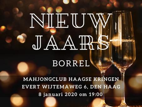 Speelavond 17 december - Mariette avondwinnaar - Uitnodiging Nieuwjaarsborrel - Ledennieuws - Clubac