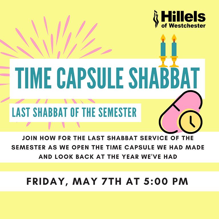 Time Capsule Shabbat