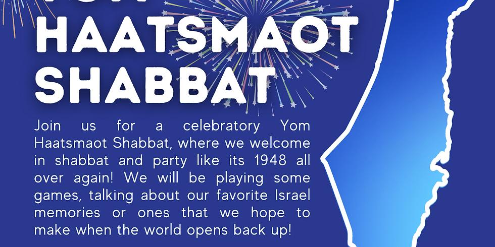Yom Haatsmoat Shabbat