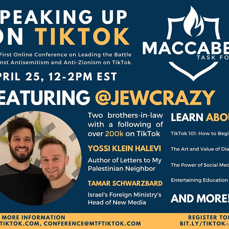 Speaking Up on TikTok