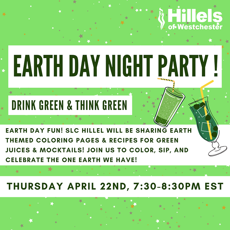 Earth Day Night Party