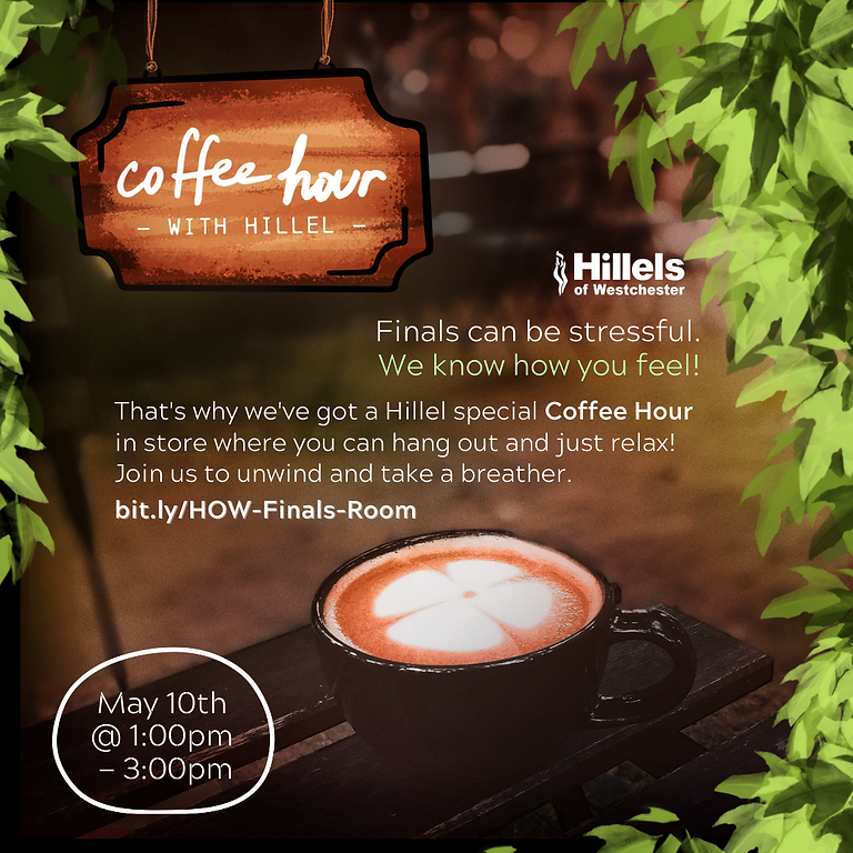 Coffee Hour with Hillel — Segment One
