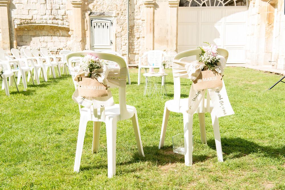 salle de mariage - abbaye de bonport - photographe de mariage - 95 - val d'oise - rouen