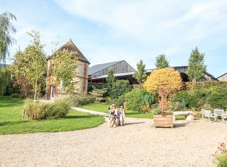 Mariage à La Grange de Rouville