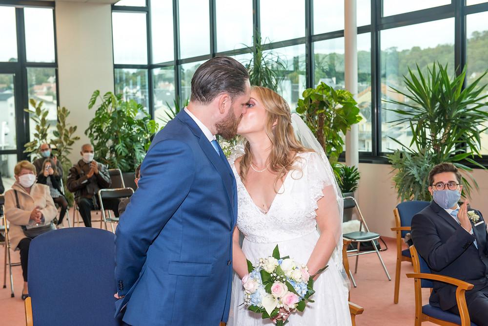 photographe de mariage | sannois 95 | photo de mairie | val d'oise | franconville