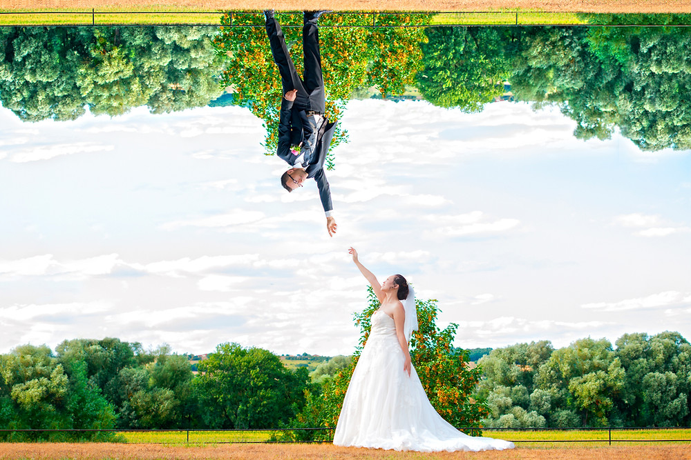 photographe de mariage - photo de couple - 95 - val d'oise - montmorency - cergy-pontoise - taverny