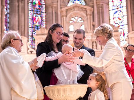 Baptême d'Eloïse