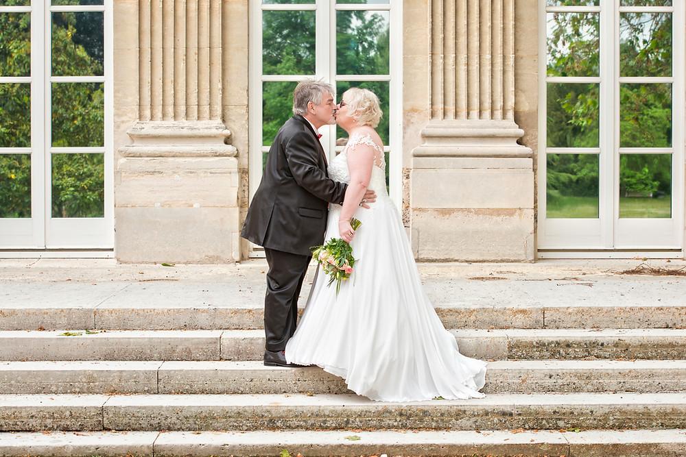 photo de couple - photographe de mariage - montmorency - 95 - val d'oise