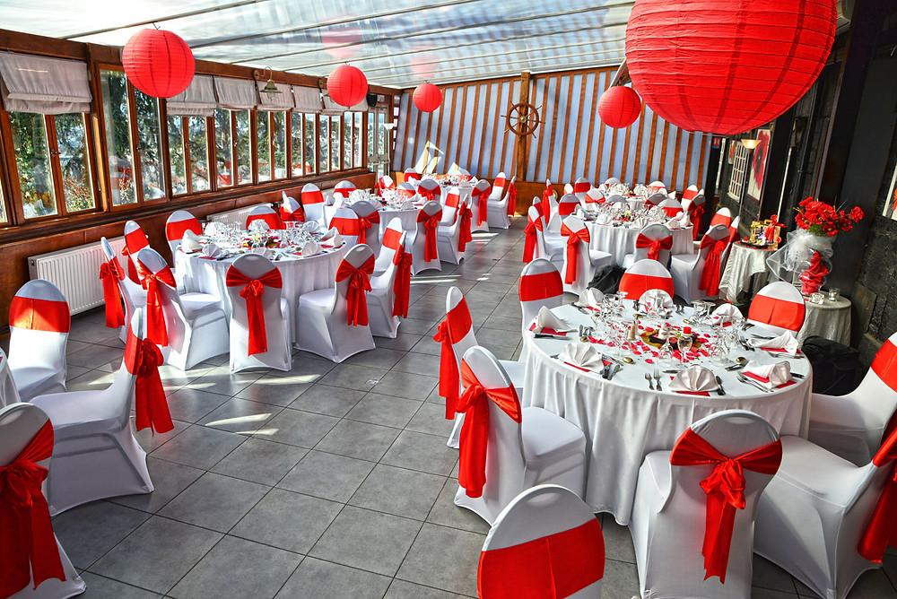 salle de réception - photographe de mariage - 95 - val d'oise - orgemont - argenteuil - sannois