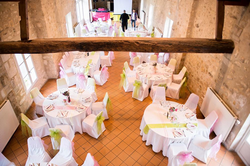 ferme de labbeville - 95 - val d'oise - salle de réception - organisation de mariage - lieu