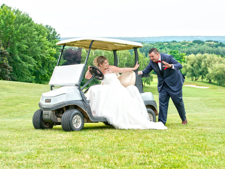 Mariage au Golf Hotel de Mont Griffon