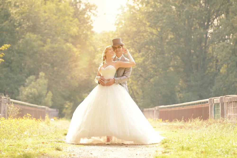 photographe de mariage - val d'oise - 95 - photo de couple - videophoto-pro.com