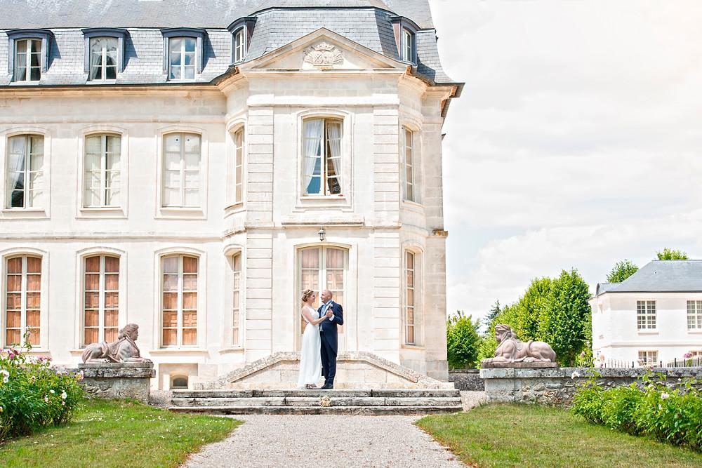 château de Maudétour-95-val d'oise-averne-photographe de mariage-photographe 95