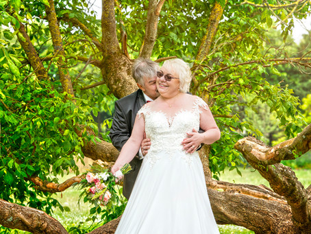 Mariage de Sylvie et Claude