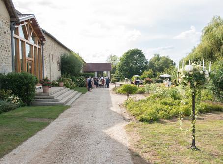 Mariage au Domaine de Brunel