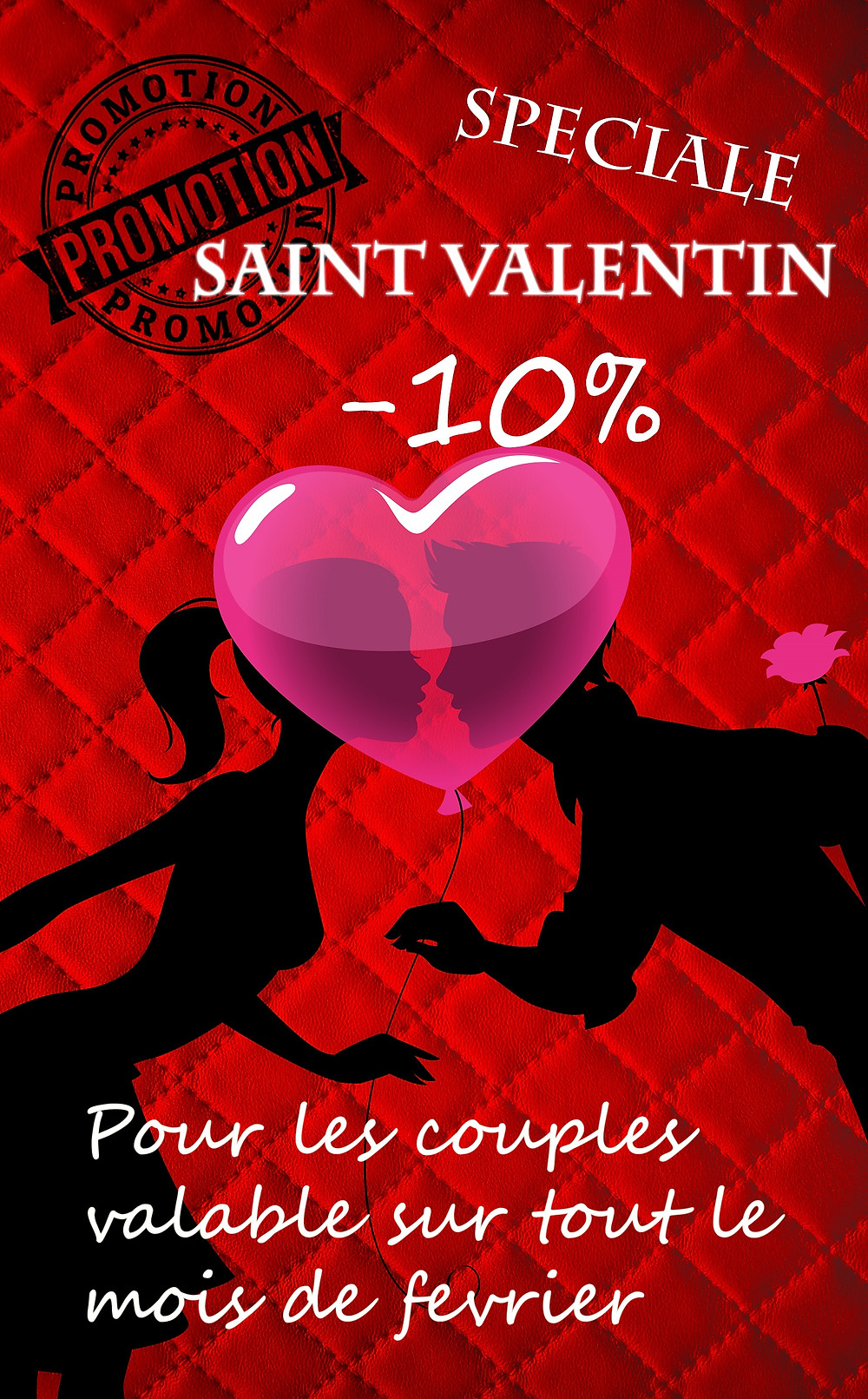 promotion - saint valentin - photo de couple - 95 - val d'oise