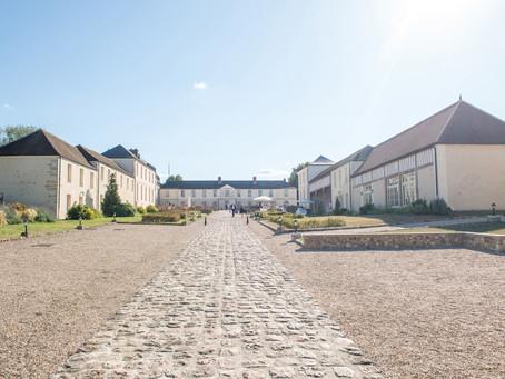 Mariage au Château de Maudétour