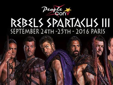 Le retour tant attendu de Rebels Spartacus III