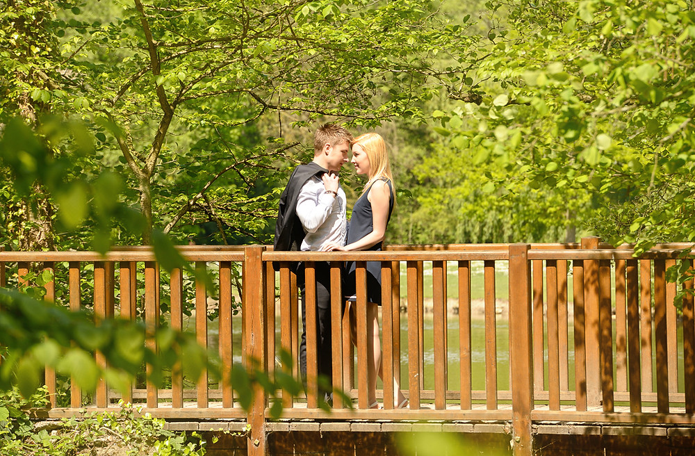 seance engagement - photo de couple - cergy - pontoise - 95 - val d'oise