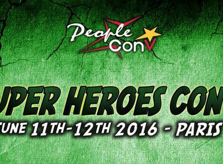 SUPER HEROES CON II