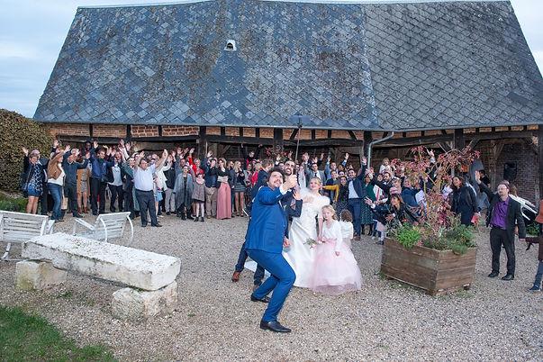 photographe de mariage | 95 | val d'oise | vexin | photo de groupe