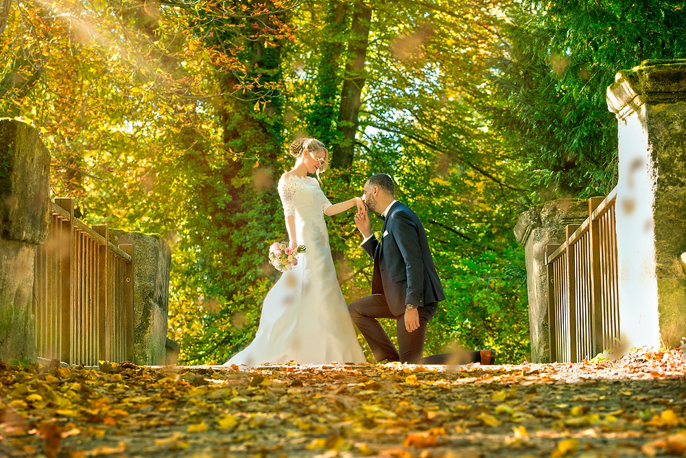 photographe de mariage - 95 - val d'oise - osny - parc du château de grouchy