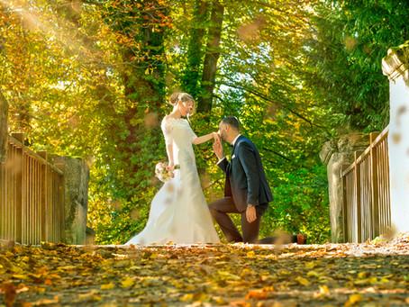 Photographe de mariage dans le val d'oise 95