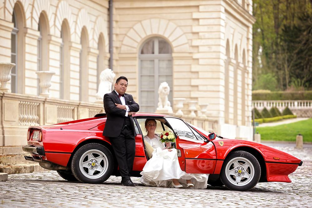 photographe de mariage - 95 - val d'oise - osny - château de grouchy - cergy-pontoise - renaud mentrel - videophoto-pro.com