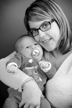 photo de bébé par renaud mentrel
