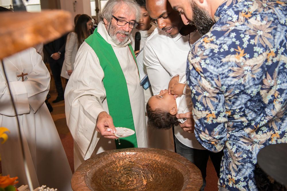 photographe de baptême - 93 - blanc mesnil - 95 - val d'oise - eglise